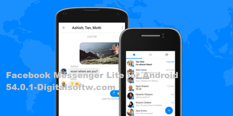 Facebook Messenger Lite for Android 54.0.1