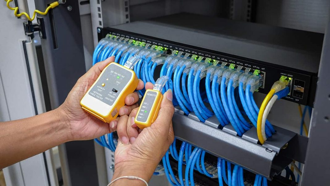 How To Set Up Structured Cabling