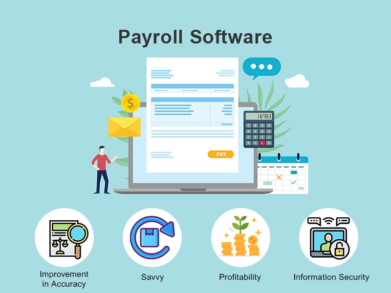 Organization with Payroll Software